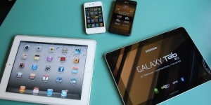 mobile friendly tablets ipads iphones